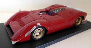 【送料無料】模型車 モデルカー スポーツカーモデルスケールフェラーリcmf models 118 scale resin 210955 ferrari 612 canam plain red