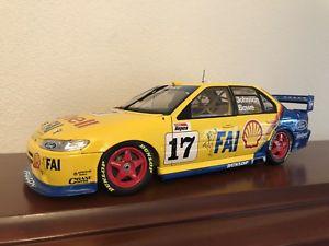 【送料無料】模型車 モデルカー スポーツカーアペックスフォードファルコンシェルジョンソンサンダウン118 apex 1995 ford ef falcon shell fai johnson bowe 1995 sandown 500 winner