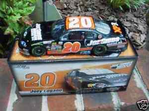 【送料無料】模型車 モデルカー スポーツカージョイボーナス2007 joey logano gibbs driven car signed wbonus
