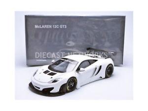 【送料無料】模型車 モデルカー スポーツカーマクラーレングアテマラautoart 118 mclaren mp412c gt3 2013 81341
