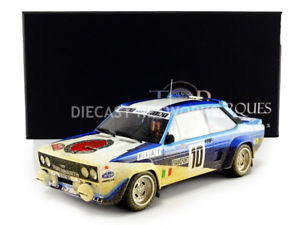【送料無料】模型車 モデルカー monte 1980 スポーツカートップマルケスフィアットアバルトモンテカルロtop marques collectibles 118 fiat 131 118 abarth winner monte carlo 1980 dirt, ワカバク:d04e1934 --- rakuten-apps.jp