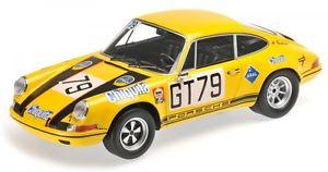 【送料無料】模型車 モデルカー スポーツカーポルシェクラスキロニュルブルクリンクporsche 911 s 79 class winner 1000 km nrburgring 1971 merrilytoivonen