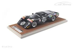 【送料無料】模型車 モデルカー スポーツカーマクラーレングアテマラルマンドmclaren m6 gt 24h le mans 1981de dryverregout 1 of 120 tecnomodel