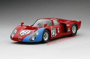 【送料無料】模型車 モデルカー スポーツカーアルファロメオデイトナ# 118 tsm151805r alfa romeo tipo 332, 24hrs daytona 1968, 23