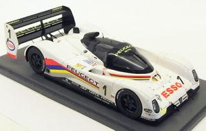 【送料無料】模型車 モデルカー スポーツカースパークスケールモデルカープジョー#spark 124 scale model car lms006 peugeot 905 evo 1 bis 1 winner lm 1992