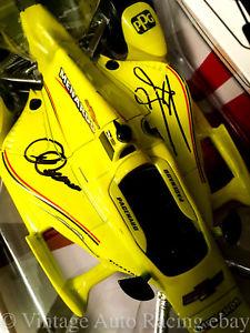 【送料無料】模型車 モデルカー スポーツカーロジャーペンスキーサイモンインディカーダイカスト2017 roger penske simon pagenaud double signed indycar 1 18 greenlight diecast