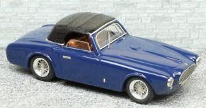 【送料無料】模型車 モデルカー スポーツカーアルファモデルフェラーリインター#alfa model 43 am43 f61ferrari 166 inter convertible vignale 0051s 1950