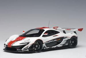 【送料無料】模型車 モデルカー スポーツカーマクラーレンモデルmclaren p1 gtr 0 2015 autoart 118 aa81541 model