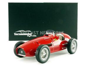 【送料無料】模型車 モデルカー スポーツカーミトスフェラーリプレスバージョンtecnomodel mythos 118 ferrari 500 f2press version 1952tm1866a