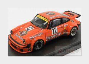 【送料無料】模型車 モデルカー スポーツカーポルシェ#ニュルブルクリンクporsche 911 934 jagermeister 12 eifelrennen nurburgring 1976 mg 143 mad4305 mo