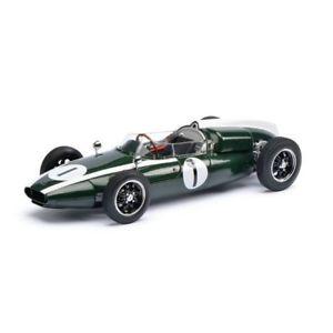 【送料無料】模型車 モデルカー スポーツカークーパーブラバムグランプリcooper t53 j brabham 1960 n1 winner great britain gp 118 car various mar
