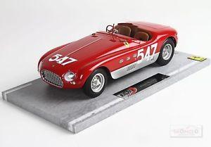 【送料無料】模型車 モデルカー スポーツカーフェラーリスパイダー#ミッレミリアモデルferrari 340 spider vignale 547 winner mille miglia 1953 bbr 118 bbrc1802 model