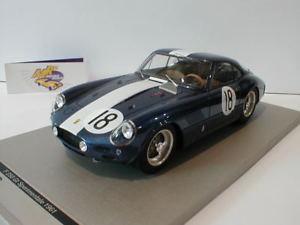 【送料無料】模型車 モデルカー スポーツカーフェラーリデイトナモスtecnomodel tm1806g ferrari 250 gt sperimentale 3h daytona 1962 s moss 118