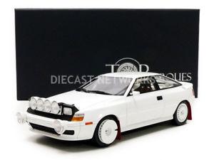 【送料無料】模型車 モデルカー スポーツカートップマルケストヨタトップtop marques collectibles 118 toyota st 165 1991top44aw