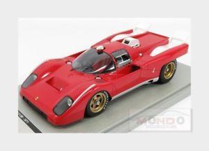 【送料無料】模型車 モデルカー スポーツカーフェラーリテストバージョンモデルferrari 512m test version 1971 red 118 tecnomodel tm1855a model