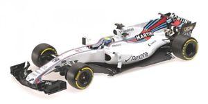 【送料無料】模型車 モデルカー スポーツカーウィリアムズマルティニレーシングメルセデスフェリペマッサwilliams martini racing mercedes fw40 19 formula 1 2017 felipe massa