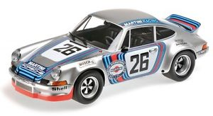 【送料無料】模型車 モデルカー スポーツカーポルシェカレラスキロディジョンミュラーヴァンporsche 911 carrera rsr 28 26 class winner 1000km dijon 1973 mller van l