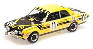 【送料無料】模型車 モデルカー スポーツカーオペルメイソンコモドールスパバイエルンヨハンソンopel commodore a mason 11 24h spa 1970 of bayernjohansson