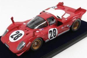 【送料無料】模型車 モデルカー スポーツカーフェラーリデイトナ#ferrari 512s 24h daytona 28 118 ls18_08a looksmart