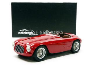 【送料無料】模型車 モデルカー スポーツカーミトスフェラーリプレスバージョンtecnomodel mythos 118 ferrari 166 mmpress version 1949tm1852a