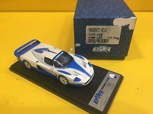 【送料無料】模型車 モデルカー スポーツカーモデルマセラティマセラティクーペbbr models bg296maserati mc12 coupe 2005