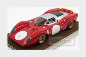 【送料無料】模型車 モデルカー スポーツカーフェラーリクーペ#テストモンツァモデルferrari 312p coupe 0 test monza 1970 red silver tecnomodel 118 tm1835a model