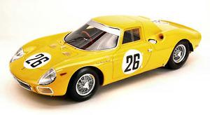 【送料無料】模型車 モデルカー スポーツカーフェラーリferrari 250 275 lm n26 2nd lm 1965 p dumayg gosselin 118 looksmart ls18lm