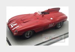 【送料無料】模型車 モデルカー スポーツカーフェラーリ#レースferrari f857 scaglietti 141 scca montgomery race 1956 tecnomodel 118 tm1826d