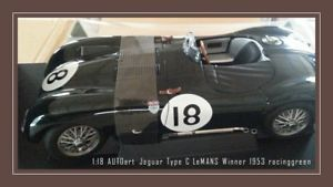 【送料無料】模型車 モデルカー 1953 スポーツカージャガータイプルマンjaguar type c lemans winner モデルカー 1953 recinggreen recinggreen, 究極うどん中村製麺所:cadc27de --- rakuten-apps.jp