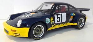 【送料無料】模型車 モデルカー スポーツカースパークスケールポルシェ#ボブspark 118 scale resin 18s057 porsche 911 rsr 30 51 1974 bob wollek