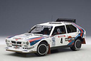 【送料無料】模型車 モデルカー スポーツカーランチアデルタ#ツールドコルス88620 autoart 118 lancia delta s4 1986 4 tour de corse