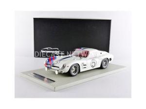【送料無料】模型車 モデルカー スポーツカーミトスセブリングtecnomodel mythos 118 iso a3c 12h sebring 1964tm1833c