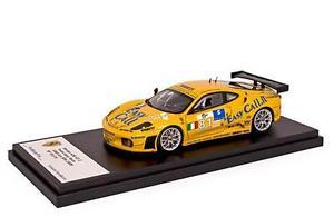 【送料無料】模型車 モデルカー スポーツカーフェラーリグアテマラ#スパpromodeltek 143 2009 ferrari 430 gt2 81 spa