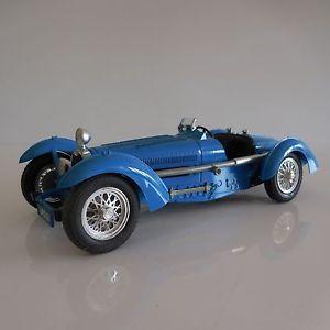 【送料無料 59】模型車 モデルカー in スポーツカーイタリアブガッティタイプbugatti type 59 1934 burago made type in italy, e-087:effe31a9 --- rakuten-apps.jp