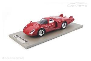 【送料無料】模型車 モデルカー スポーツカーアルファロメオロングテールルマンプレスバージョンalfa romeo 332 long tail 24h le mans 1968 press version 1 of 80tecnomod