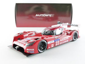 【送料無料】模型車 モデルカー スポーツカーニスモルマンautoart 118 nissan gtr lm nismo le mans 2015 81578