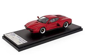 【送料無料】模型車 モデルカー スポーツカーモデルフェラーリabc brianza models 143 1985 ferrari es1 zagato