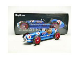 【送料無料】模型車 モデルカー スポーツカーインディreplicarz 118 blue crown special indy 500 winner 1949 r180137