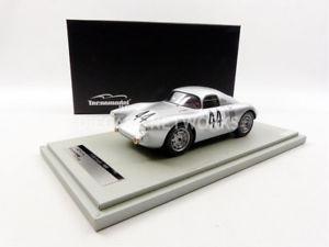 【送料無料】模型車 モデルカー スポーツカーミトスポルシェクーペルマンtecnomodel mythos 118 porsche 550 coupele mans 1953tm1832c
