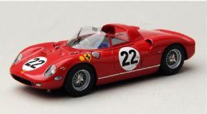 【送料無料】模型車 モデルカー スポーツカールネッサンスフェラーリルマンrenaissance 143 ferrari 275 p 6364 1er le mans 64 sold rise