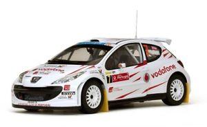 【送料無料】模型車 モデルカー スポーツカーサンスタープジョーポルトガルマイナーjm 2135652 sunstar ss5436 peugeot 207 n7 7th portugal 2008 m stohli minor 1