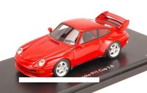 【送料無料】模型車 モデルカー スポーツカーポルシェカップモデルjm 2138038 schuco sh8887 porsche 911 993 cup 38 1994 red 143 model