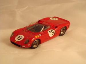 【送料無料】模型車 モデルカー スポーツカーフェラーリ#ルマンtenariv 77ferrari 330 p 19 3th le mans 1964