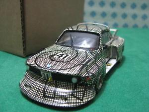 【送料無料】模型車 モデルカー スポーツカービンテージターボミニレーシングキットvintage bmw 35 cls turbom 76 143 mini racing n 0017 kit fitted