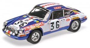 【送料無料】模型車 モデルカー スポーツカーポルシェルマンporsche 911s 36 24h du mans 1971 waldegrd cheneviere