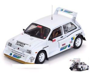 【送料無料】模型車 モデルカー スポーツカーサンスターアイルトンセナテストカーjm 2144114 sunstar ss5538 mg metro 6r4 ayrton senna test car 1986 118 figure