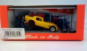 【送料無料】模型車 モデルカー スポーツカークラブツインカムアルファクモムジェロモデルjm 2121756 club twin cam 381 alpha 33 spider winner mugello 68 model