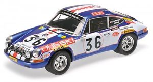 【送料無料】模型車 モデルカー スポーツカーポルシェルマンporsche 911s 36 24 h lemans 1971 waldegard cheneviere
