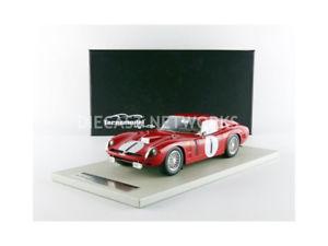 【送料無料】模型車 モデルカー スポーツカーミトスルマンtecnomodel mythos 118 iso a3c le mans 1964tm1833d