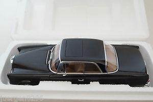 【送料無料】模型車 モデルカー スポーツカーメルセデスベンツクーペブラックミレニアム
